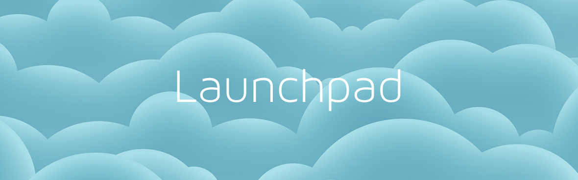 Launchpad clouds WordPress